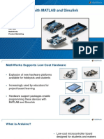Using Arduino With Matlab and Simulink