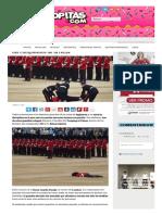 Guardia Inglés Se Desmaya Durante Festejo Del Cumpleaños de La Reina _ Sopitas