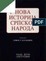 DUŠAN T. BATAKOVIĆ - NOVA ISTORIJA SRPSKOG NARODA.pdf
