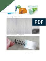 Adesivos Cortes Especial Adesivo Transparente