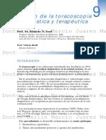 Toracoscopia Diagnostica y Terapeutica