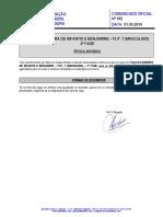 Comunicado Oficial n.º 192 - Calendários Provas Regionais - Taça Da Madeira - Benjamins - 2.ª Fase - Futebol 7 (1)