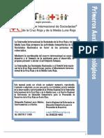 Primeros Auxilios Sicologicos IFRC