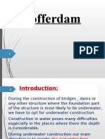 Cofferdam s
