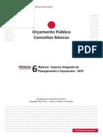 Orçamento Público Conceitos Básicos - Módulo 6