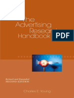 The Advertising Research Handbook 2nded