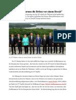 ARTICOL - G7-Staaten Warnen Die Briten Vor Einem Brexit