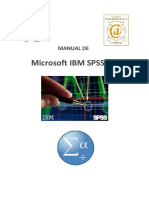 Manual de SPSS 21