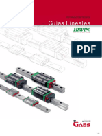 Manual Guias Lineales - Hiwin