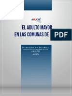 Estudio Adulto Mayor en las comunas de  Chile