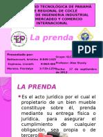 La Prenda10ppt
