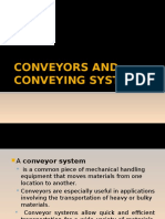 Conveyors and Conveying Systems (Lec1b)