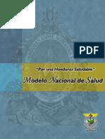 Modelo Nacional de Salud honduras