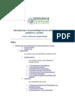 Introducción a La Metodología de Las Ciencias Jurídicas y Sociales Carlos E. Alchourrón, Eugenio Bulygin