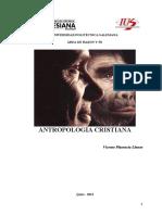 Antropología Cristiana Tercera Edición