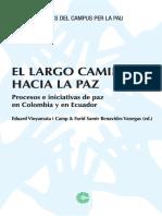 El Largo Camino Hacia La Paz - FARID SAMIR BENAVIDES
