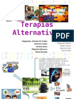 Terapias Alternativas Presentación Final