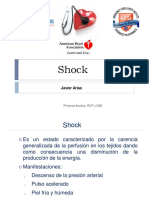 Shock, emergencias y seguridad