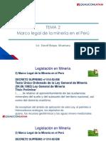 Ley General de Minería en Peru