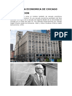 Escuela Economica de Chicago