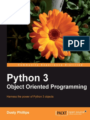Python 3 Orientado a Objeto | Object (Computer Science