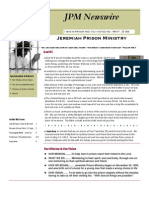 JPM May 2010 Newsletter