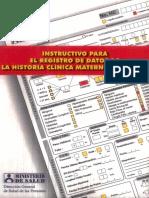 Instructivo Historia Clinica Materno Perinatal. Rm008-2000 (1)