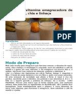 Receita de vitamina emagrecedora de maçã1.docx