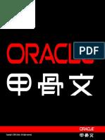 Oracle SQL Plsql