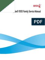 Xerox® ColorQube® 9303 Family Service Manual