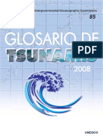 Glosario de Tsunamis