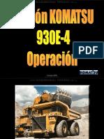 Curso Camion Minero 930e 4 Komatsu Sistemas Estructura Controles Paneles Simbolos Tecnicas Operacion Inspeccion (1)