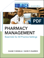 ShanePDesaele&DavidPZgareick-Pharmacy Management_ Essentials for All Practice Settings-McGrawHil Publishing Company,2005 (2008)