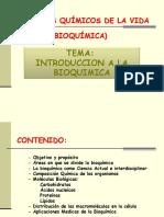 Introduccíon a La Bioquímica2015