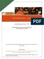 Privwar National Report Bordin Dolganova