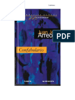 Arreola Juan Jose - Confabulario