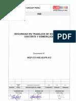 WGP-CO-HSE-00-PR-012 Seguridad en Trabajos de Soldadura Oxicorte Esmerilado Rev 0