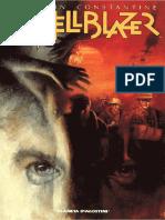 Hellblazer #005 Al #006 Tidus Game Comics