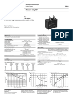 ENG DS PCF Series Relay Data Sheet E 0411