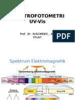 Spektrometri Uv-Vis