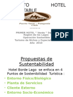 Proyecto Hotel Sustentable 1