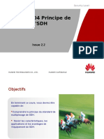 OTA000004 SDH Principle ISSUE 2.2_fr.ppt