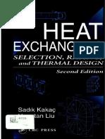 SADIK -Heat Exchangers - Selection, Rating and Thermal Desgin, 2nd Ed, 2002