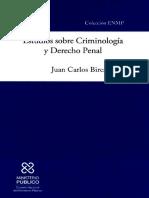 Estudios sobre Criminología