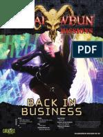 SRM04-00 Back in Business