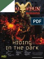 SRM04-01 Hiding in the Dark