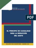Para_la Deduccion Del Gasto