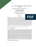 COMPUTATIONAL AERODYNAMICS OF HOVERING HELICOPTER ROTORS