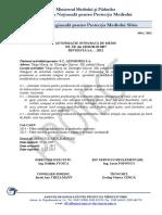 57244_SC Azomures SA - Proiect Revizuire Autorizatie Integrata de Mediu