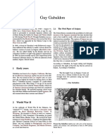USMC WW2 - Guy Gabaldon